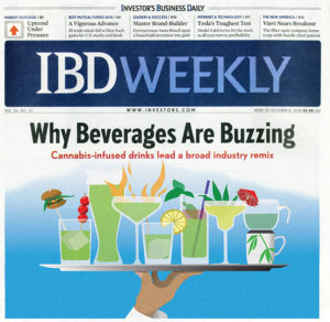 Investors Business Weekly - Why Beverages are Buzzing