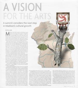 Isthumus - Cover Illustration
